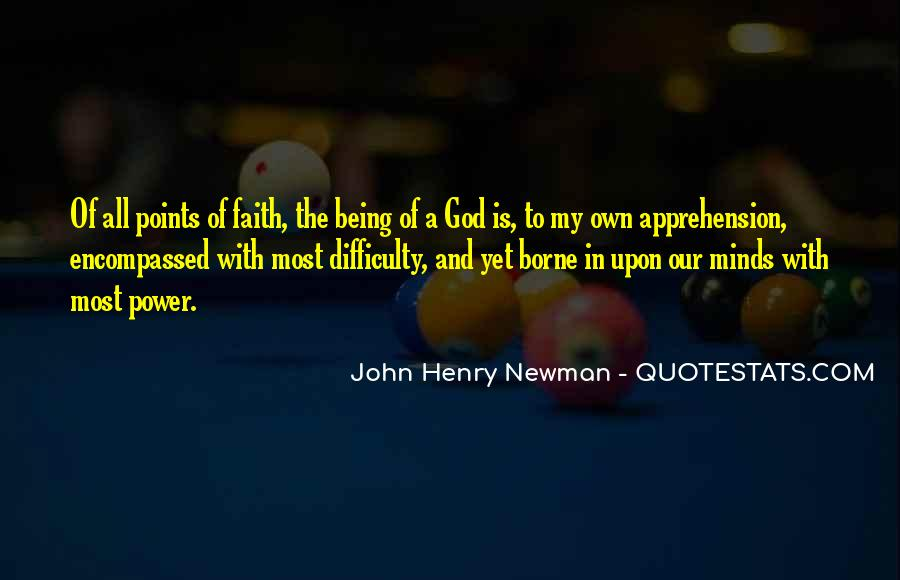 John Henry Newman Quotes #762516