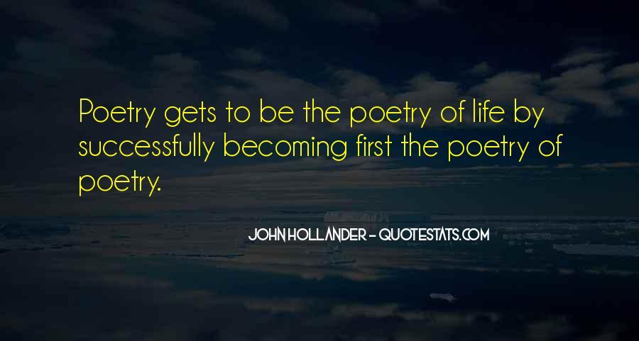 John Hollander Quotes #198818