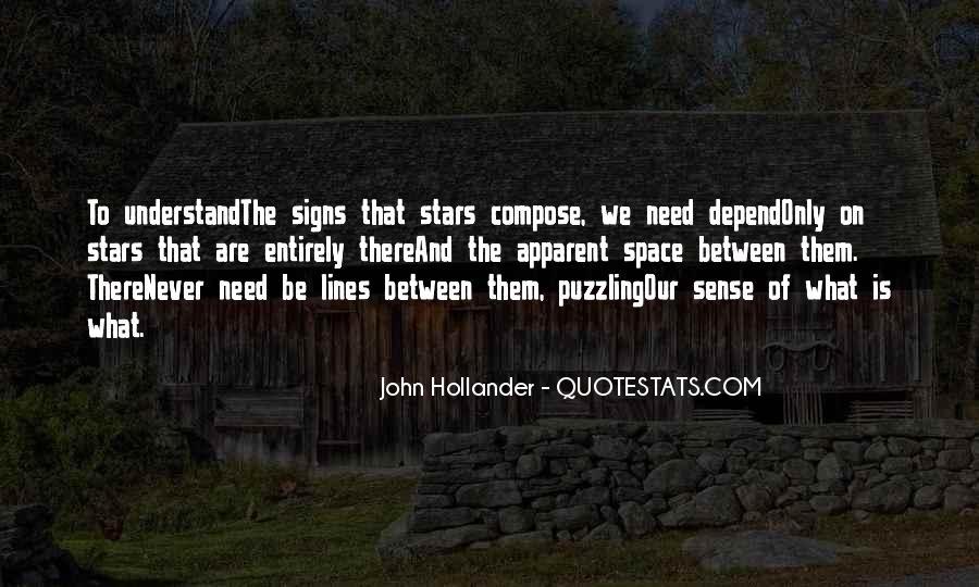 John Hollander Quotes #520449