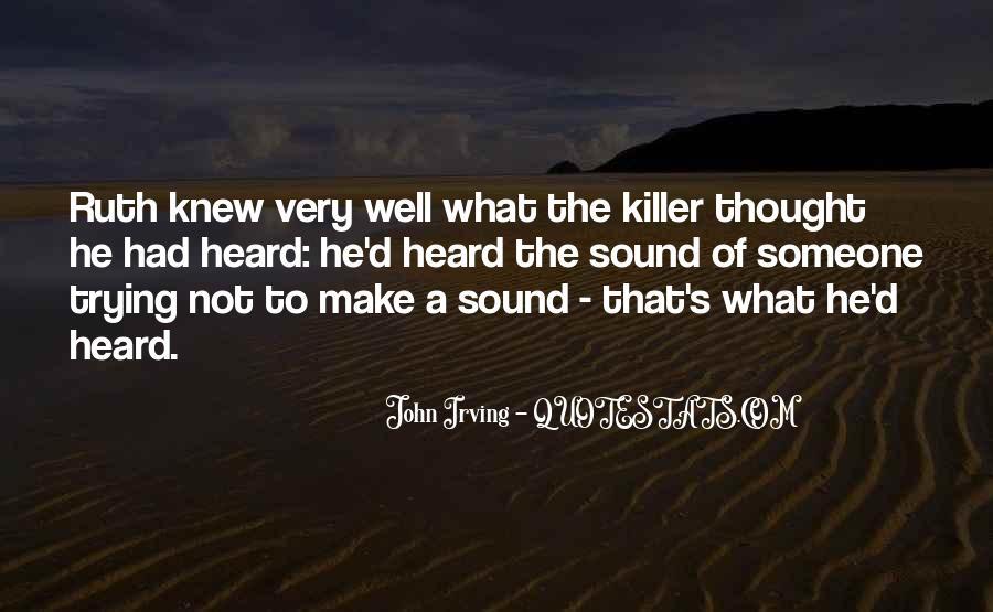 John Irving Quotes #103678