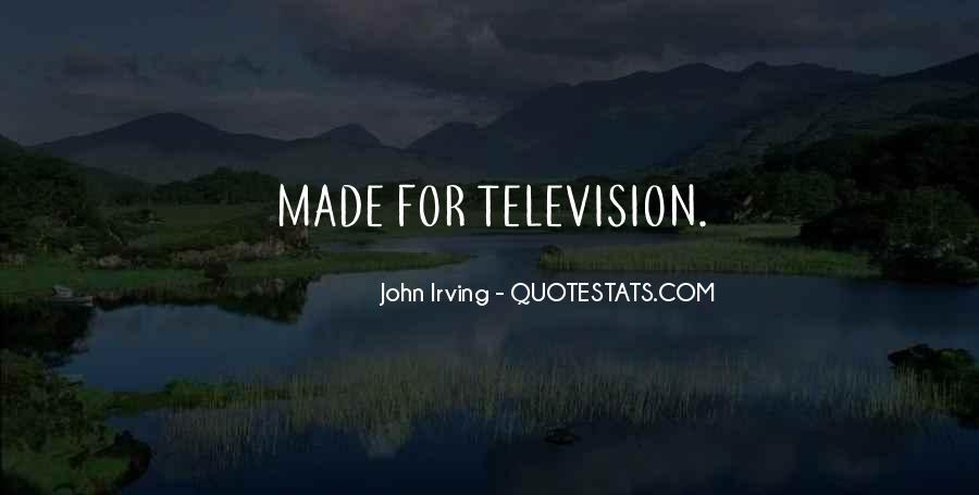 John Irving Quotes #1235816