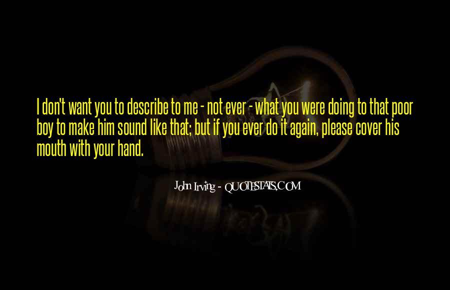 John Irving Quotes #1317695