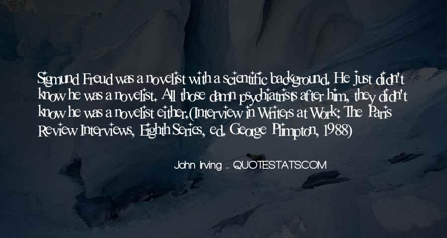 John Irving Quotes #1397986