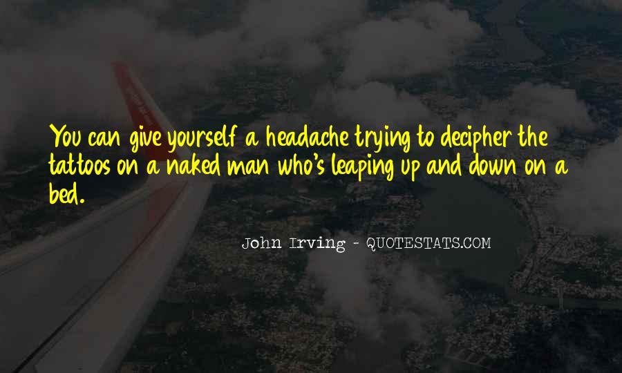 John Irving Quotes #1485513