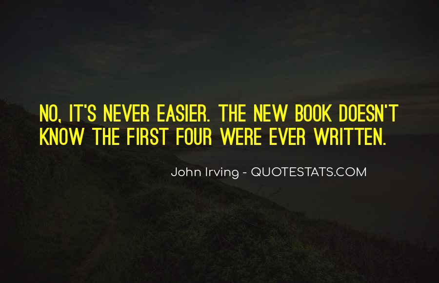 John Irving Quotes #185481