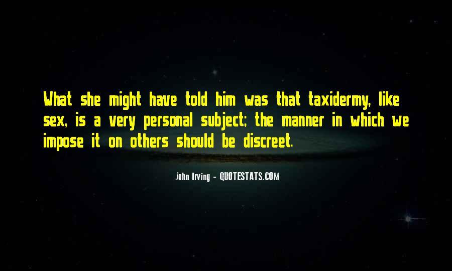 John Irving Quotes #1879313