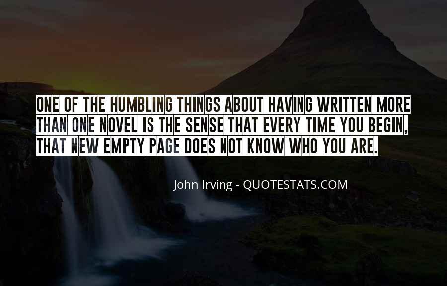 John Irving Quotes #218778