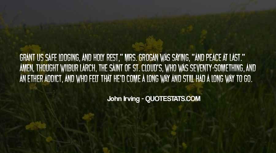 John Irving Quotes #23052