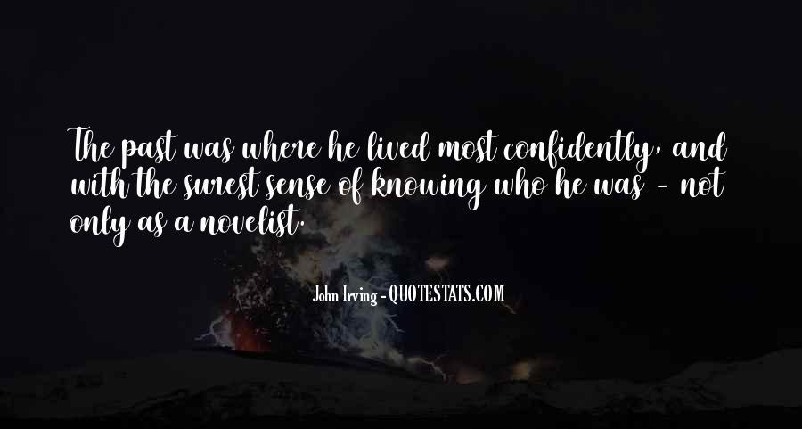 John Irving Quotes #394616