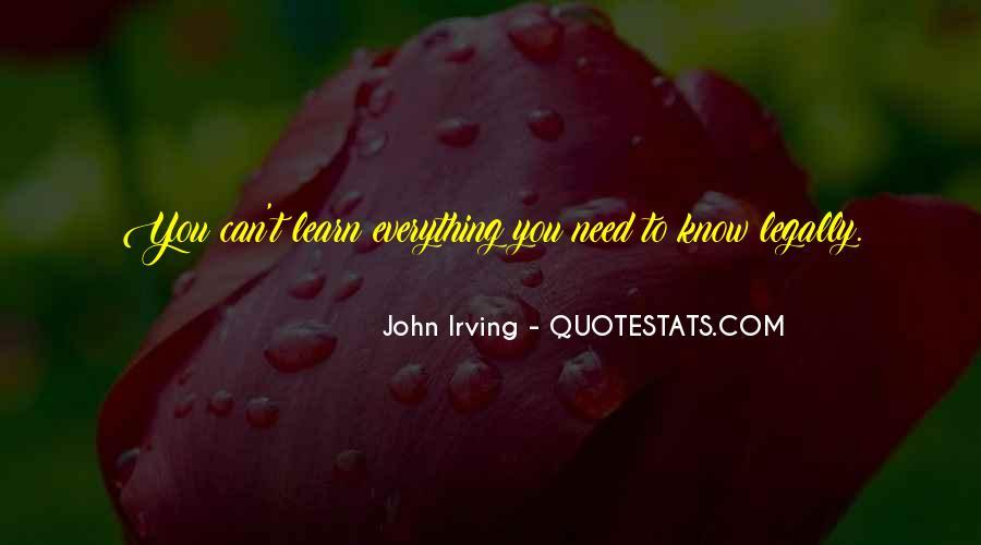 John Irving Quotes #568065