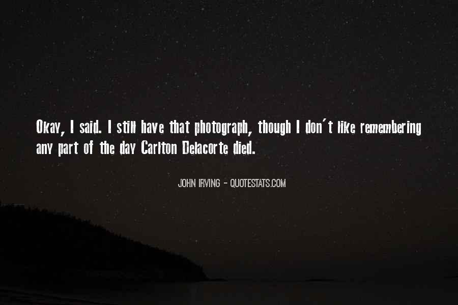 John Irving Quotes #764054