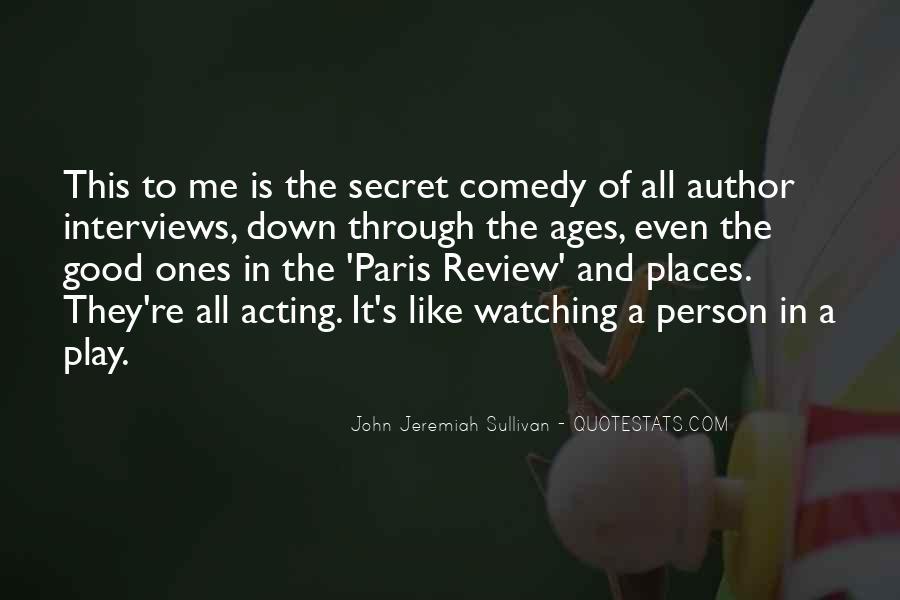 John Jeremiah Sullivan Quotes #1840036
