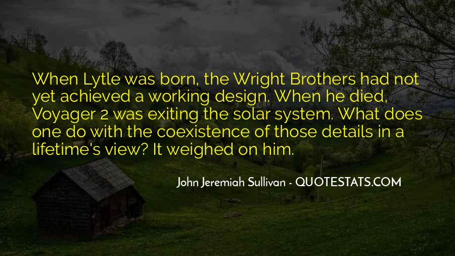 John Jeremiah Sullivan Quotes #359081