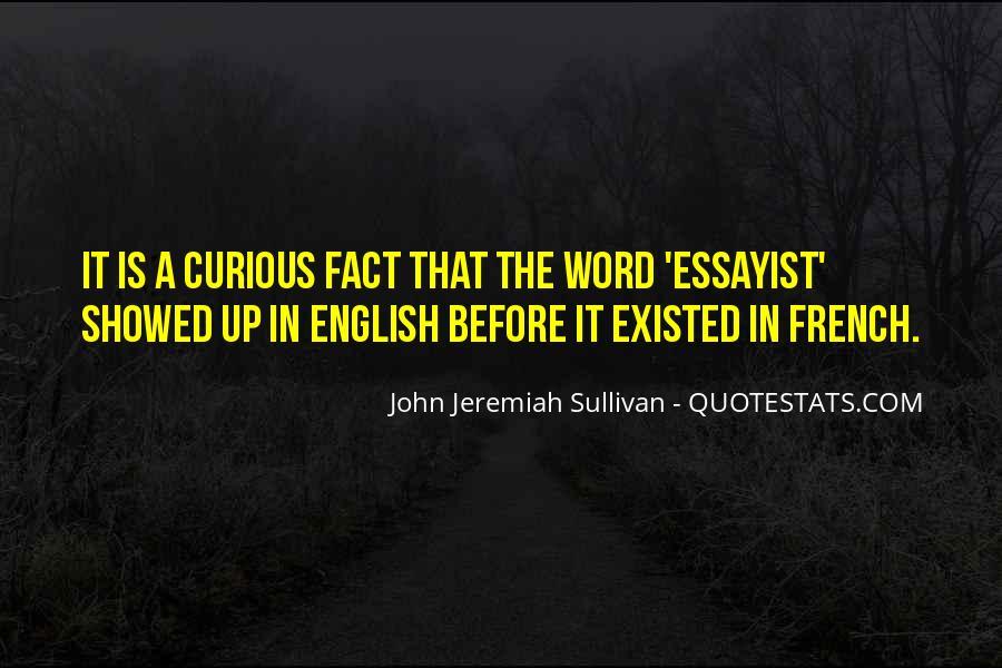 John Jeremiah Sullivan Quotes #781309