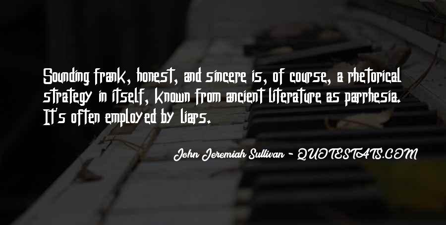 John Jeremiah Sullivan Quotes #811190