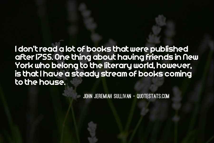 John Jeremiah Sullivan Quotes #917482