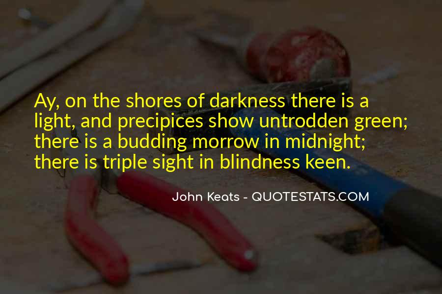 John Keats Quotes #1084009