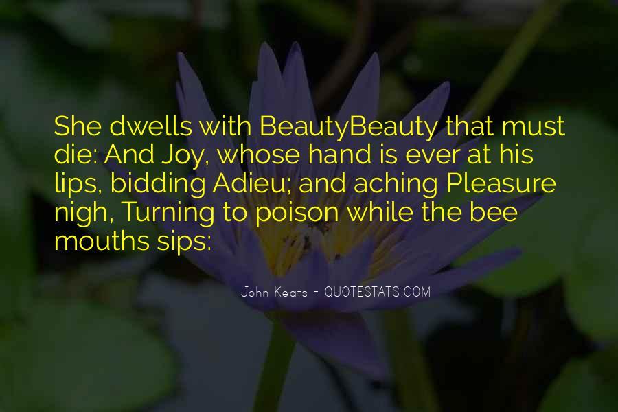 John Keats Quotes #1146645