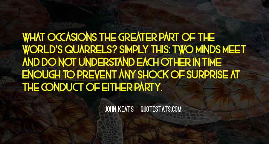John Keats Quotes #1185853