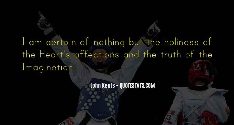 John Keats Quotes #1206935