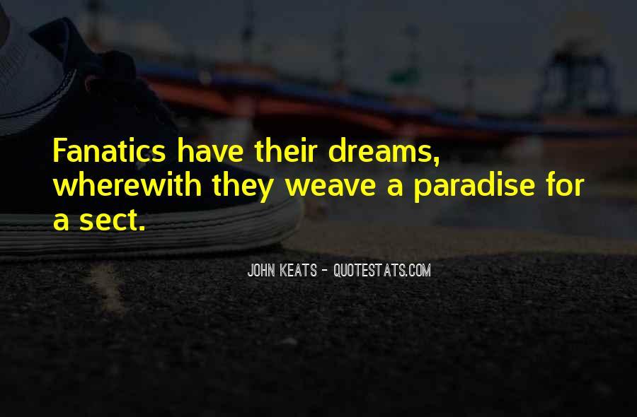 John Keats Quotes #1289779