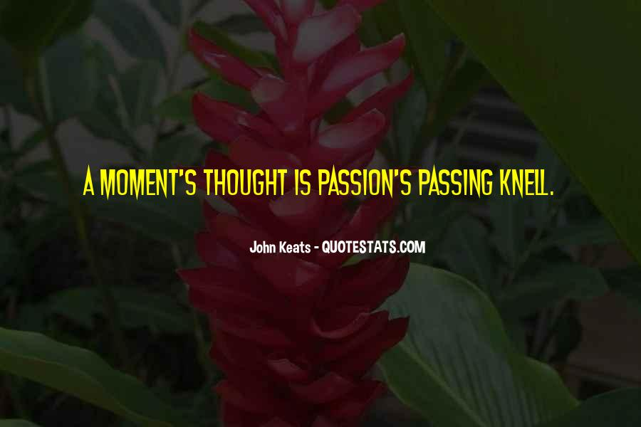 John Keats Quotes #129443