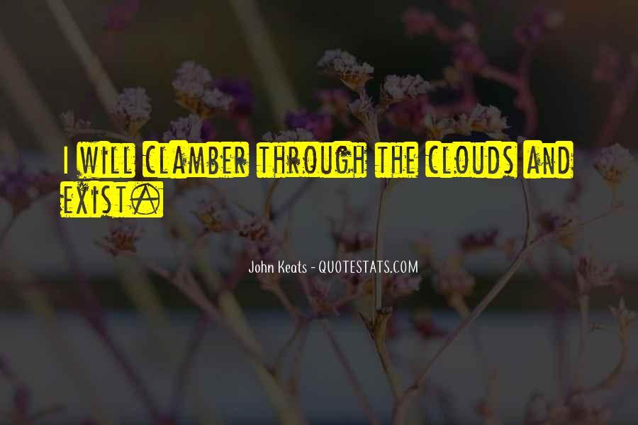 John Keats Quotes #1431003