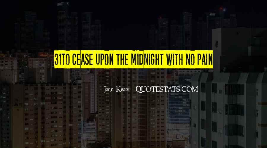 John Keats Quotes #1461951