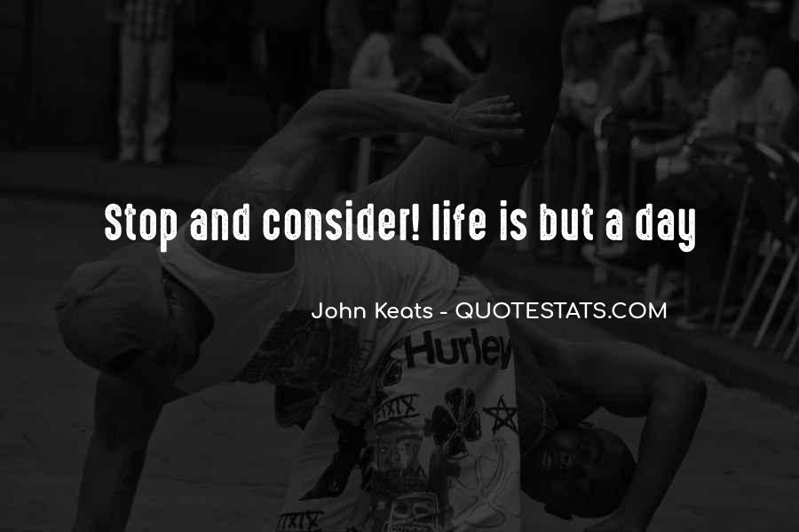 John Keats Quotes #1579122