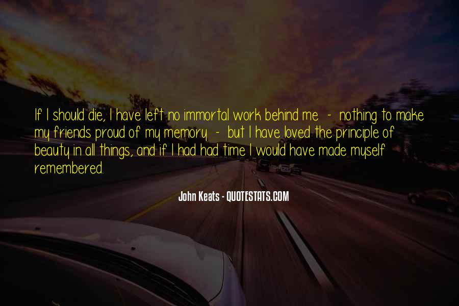 John Keats Quotes #1581375