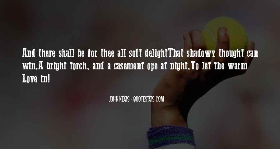 John Keats Quotes #1583968