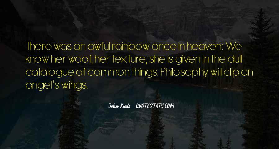 John Keats Quotes #1598069