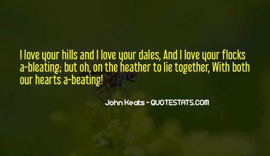 John Keats Quotes #1601123