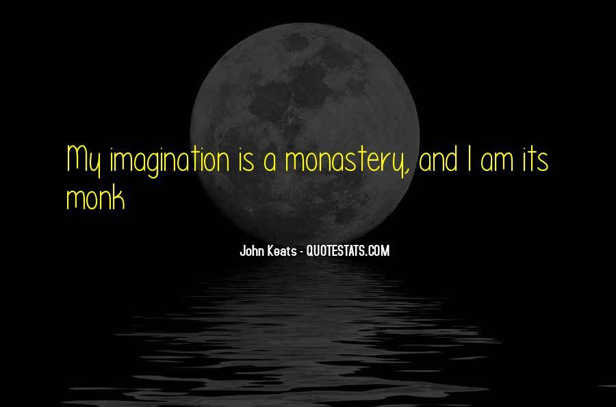 John Keats Quotes #1605741