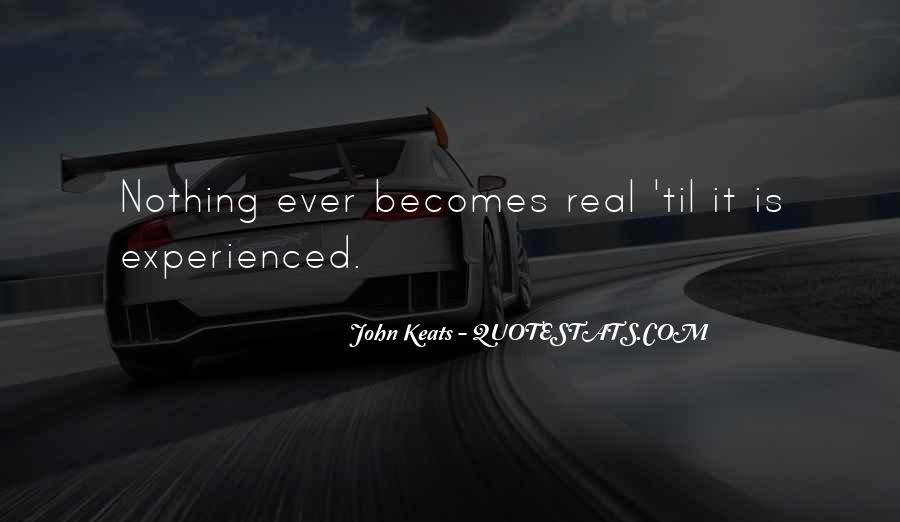 John Keats Quotes #1644078