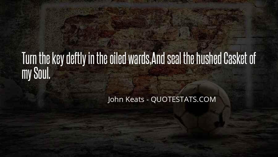 John Keats Quotes #1687220