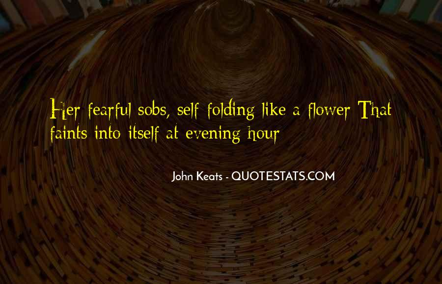 John Keats Quotes #1804841