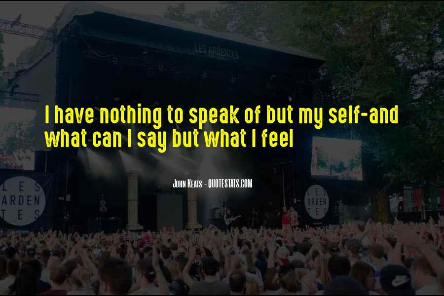 John Keats Quotes #1838563