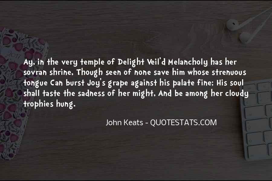 John Keats Quotes #219160