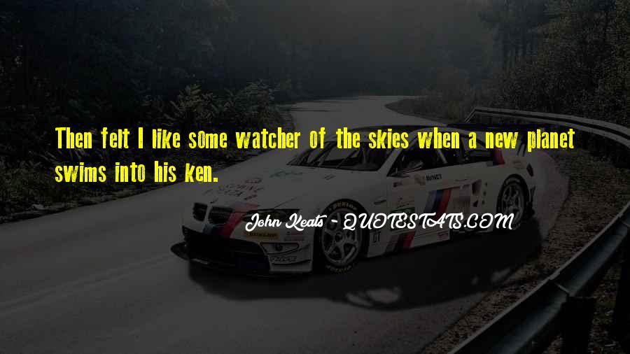 John Keats Quotes #227913