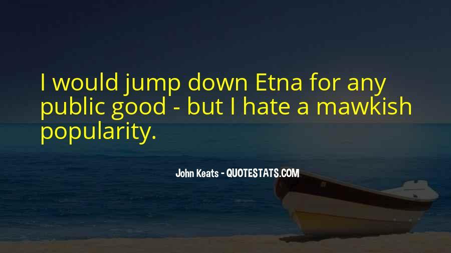 John Keats Quotes #247453