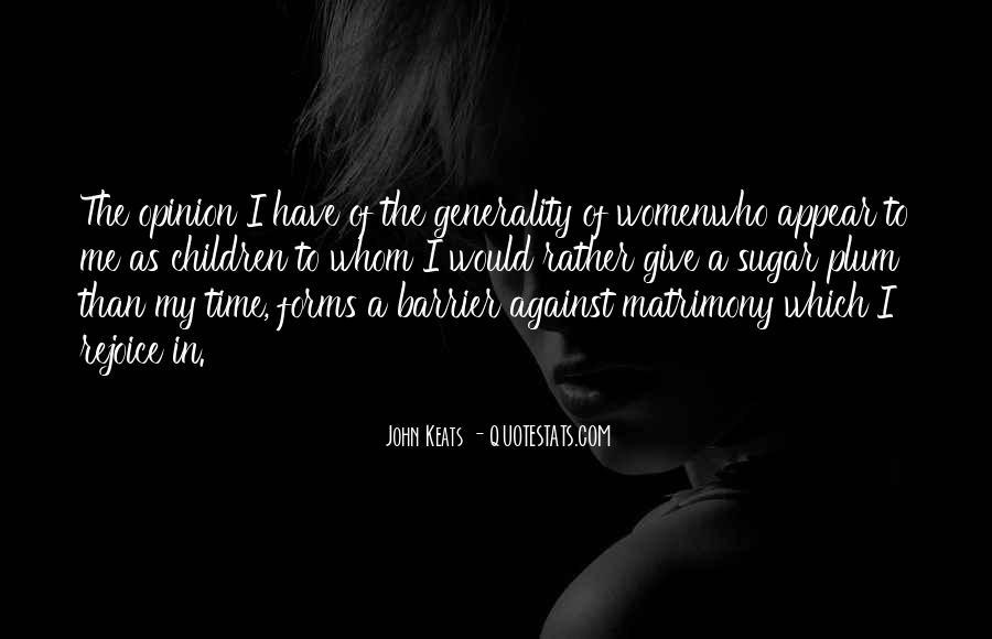 John Keats Quotes #286432
