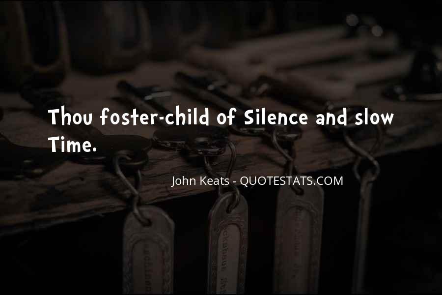 John Keats Quotes #318770