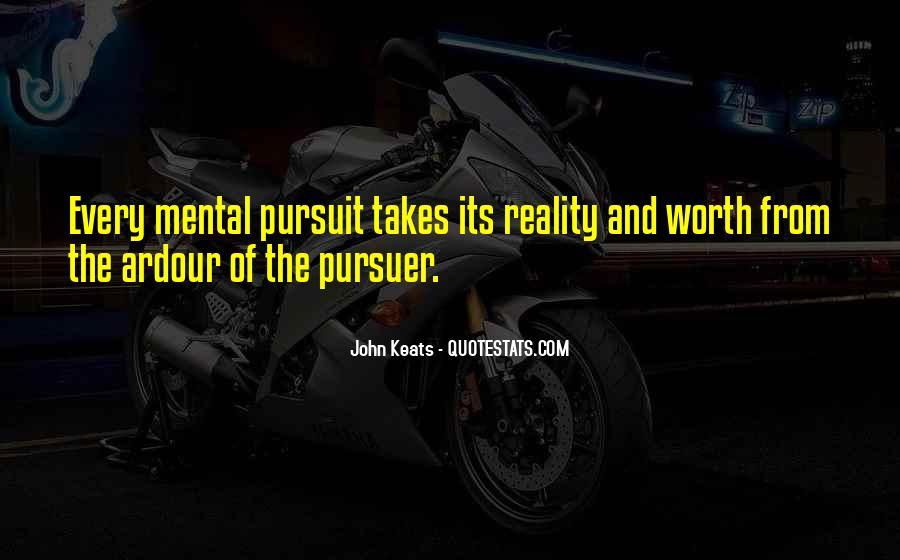 John Keats Quotes #387315