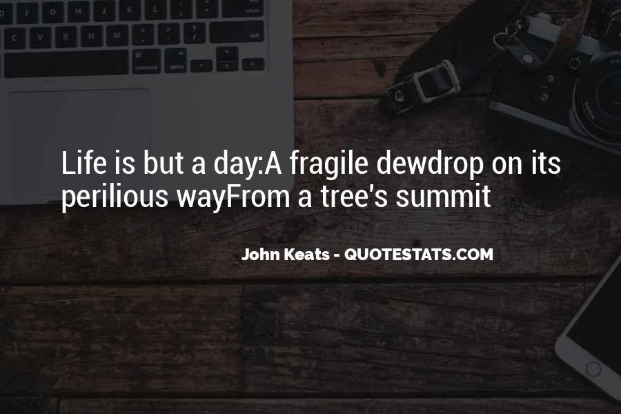 John Keats Quotes #400940