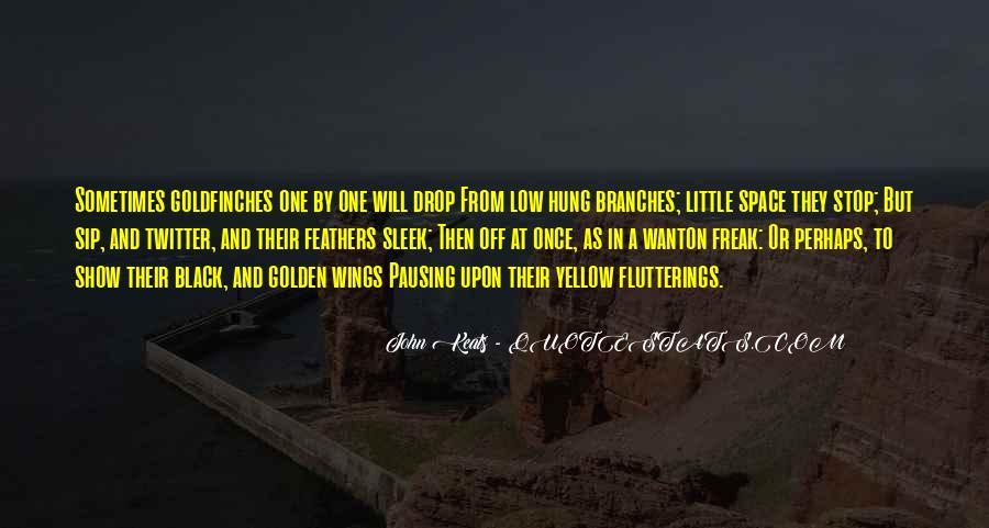 John Keats Quotes #425917