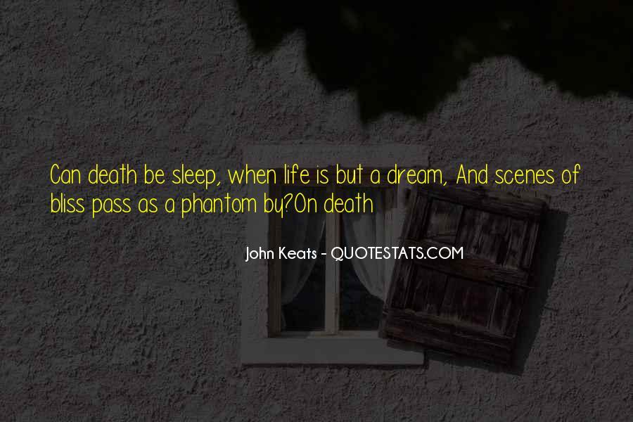John Keats Quotes #432923