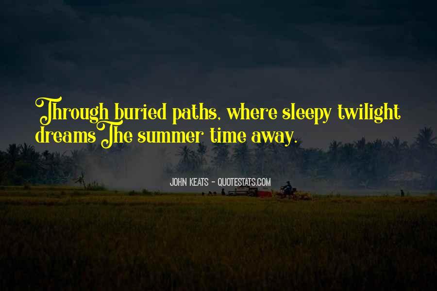 John Keats Quotes #520591