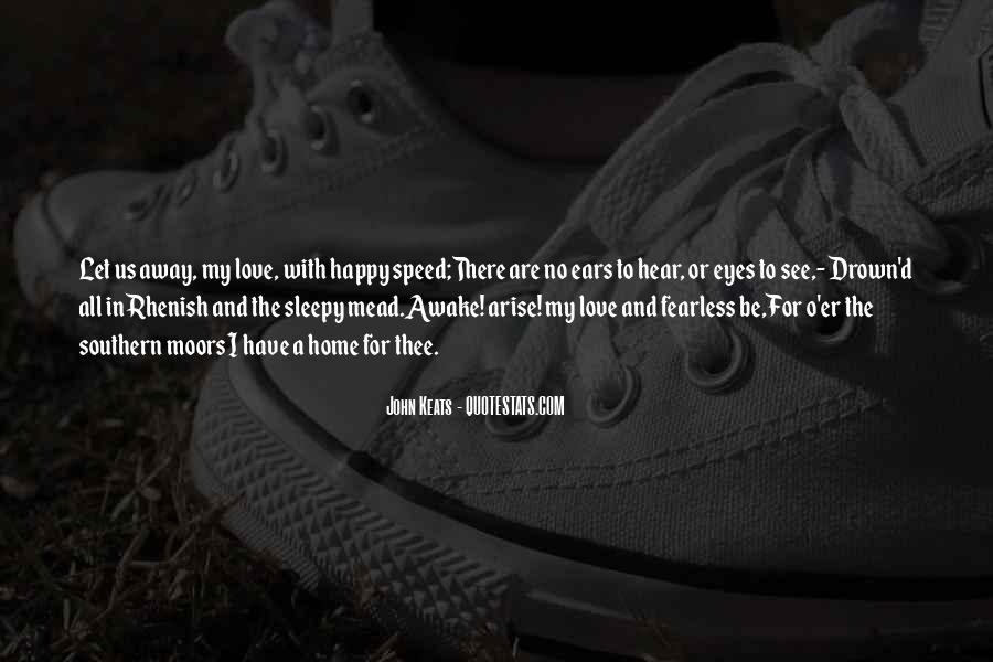 John Keats Quotes #561706