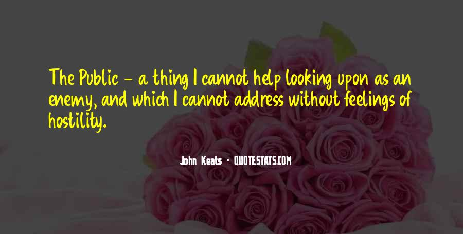 John Keats Quotes #562053